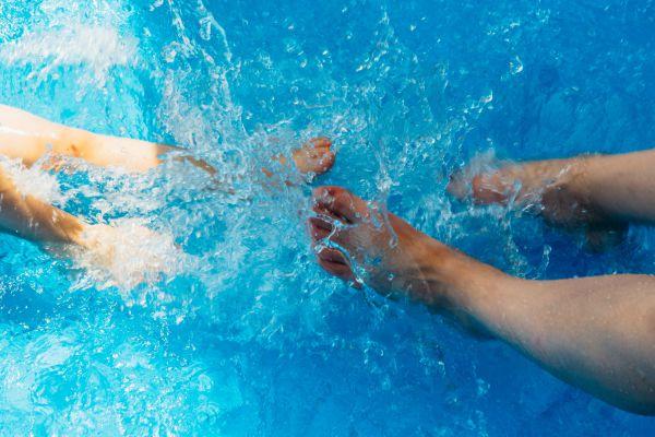 fysiotherapie in het water