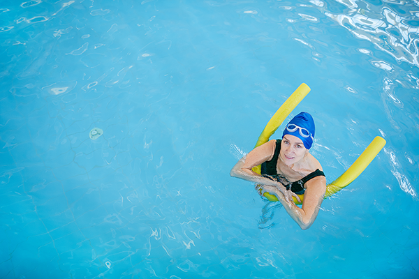 hydrotherapie fysiotherapie in verwarmd water fysio de kuil bodegraven