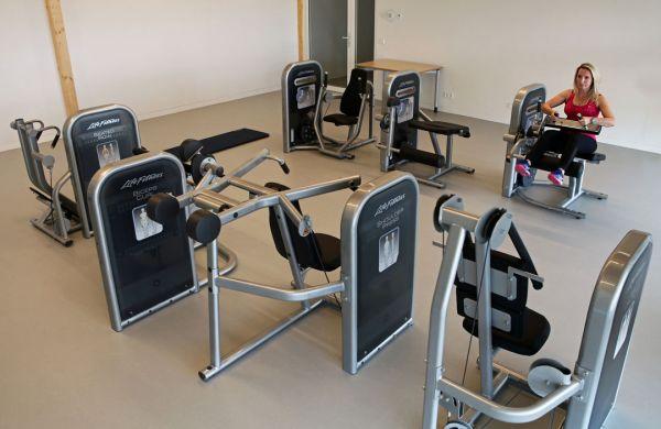 zaal fysio fitness bodegraven